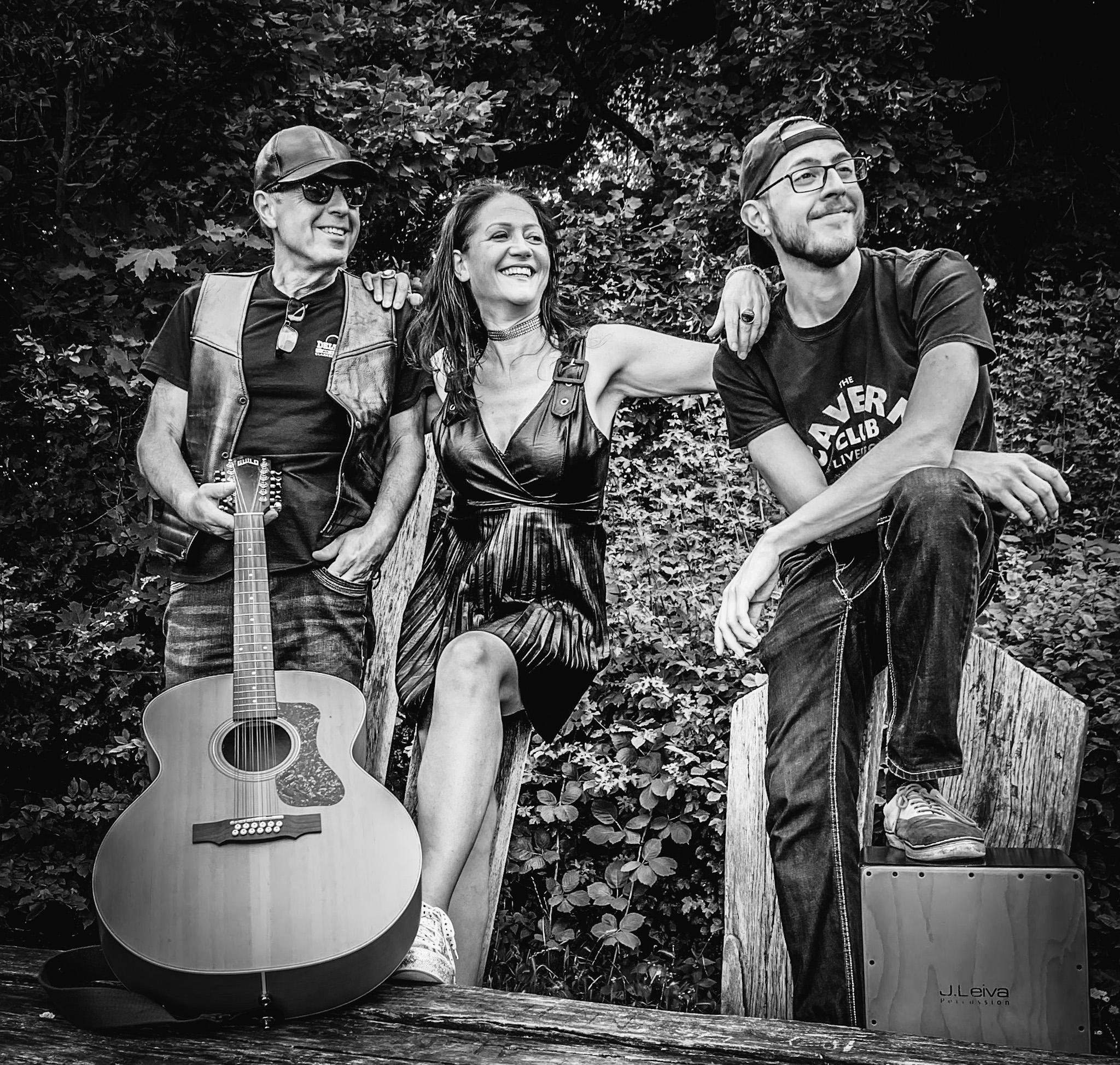 Musik am Treffpunkt Seehofpark mit 3Motion